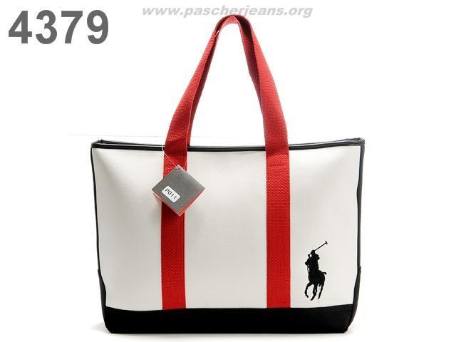 362580c9959c Exquis Ralph Lauren Toile Sac A Main Femme Blanc,hollister chemise,boutique  pas cher